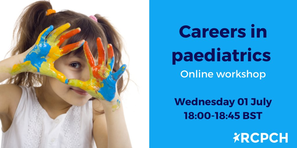 Today—free 45 minute session for foundation doctors and final year students interested in paediatrics. We'll focus on academic training opportunities within paediatrics, including the ACF programme and PhD opportunities. Join us at 18:00 BST: https://t.co/8dRvKQJpID https://t.co/Vs3BHQm2Rk