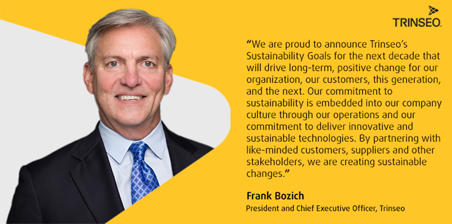 Today, we unveil our Sustainability Goals! We're furthering our commitment to #sustainability with an ambitious set of goals to drive #innovation, help address climate change, and live out our values of #safety, respect for people, and employee engagement. https://t.co/DxAMBGo2Be https://t.co/O93Dq7yGBC