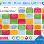 Image for the Tweet beginning: Every month @actionhappiness release a