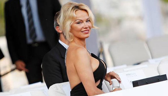 Join us in wishing Pamela Anderson a happy birthday today.