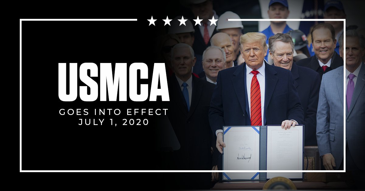 RT to thank President @realDonaldTrump for putting AMERICA FIRST!