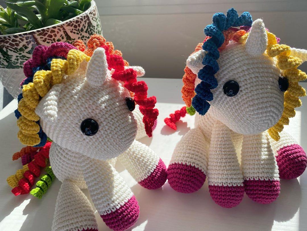 Molly Crochet Doll Pattern - Amigurumi | The WHOot | 812x1080