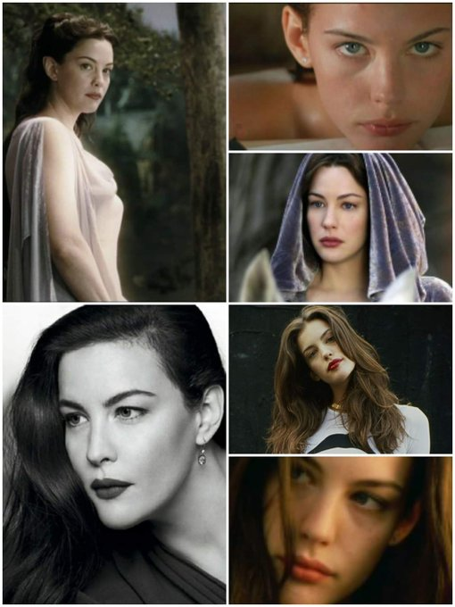 Happy birthday to Liv Tyler, our 43 years young today.