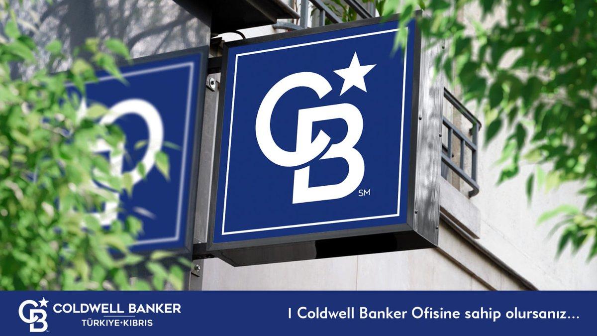 Coldwell Banker Ofisine sahip olursanız,  Dünyanın en büyük gayrimenkul satış ağına sahip olursunuz, Zor günlerde bile ofisiniz hizmete hep açık olur, Tam 114 yıllık mirasın bir parçası olabilirsiniz!  Başvuru için: https://t.co/e9KNDSm5Th https://t.co/GhIxv5dhFK