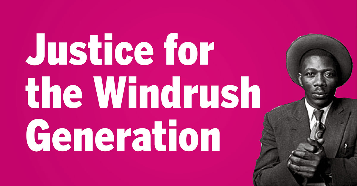 Join us Saturday to demand justice for the Windrush generation: Battersea Park, near Go Ape, from 11.30am. Speakers include Marsha de Cordova MP, cultural historian Patrick Vernon & Wandsworth Labour leader Leonie Cooper bit.ly/2VuYCJp @WWRefugees @wandsworthnews