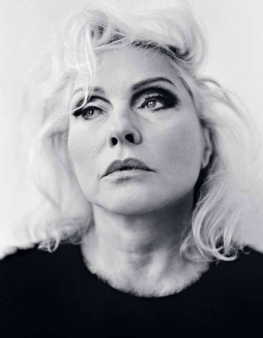 Happy Birthday Debbie Harry, the coolest that there is.