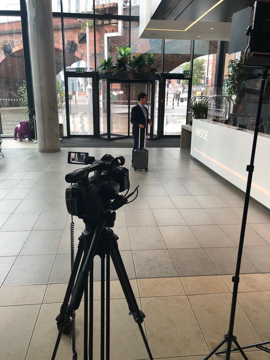 At @InnsidebyMelia brand values are hugely important to how we deliver service at #INNSiDEMCR - before we reopen on Saturday (4th July) we are filming training for our team to highlight these values!  #StayCurious https://t.co/wiRDgHFEM8