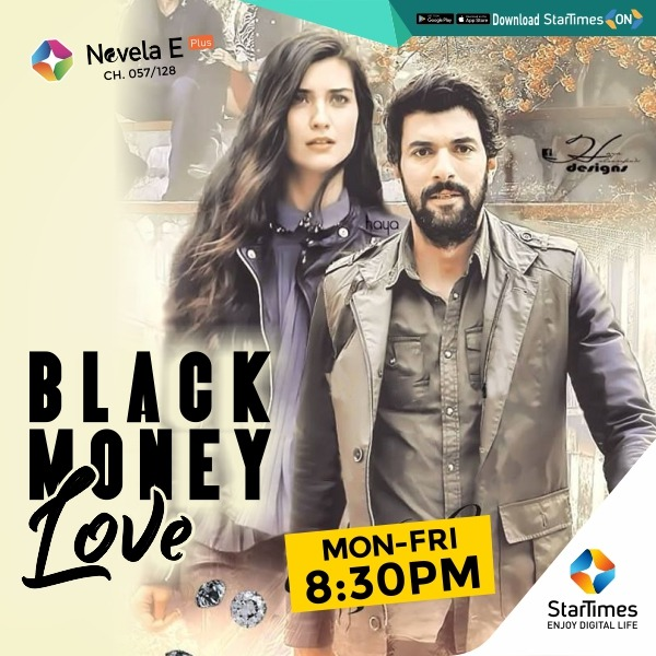 Elif is in love with Omer and some would do anything to keep them apart. Tayyar goes against her instincts and decides to pursue Pinar, who then ends up in a very dangerous situation.  Don't miss fresh episodes of Black Money Love showing Monday-Friday @8:30pm on #STNovelaEPlus https://t.co/TMLTwJEBOJ