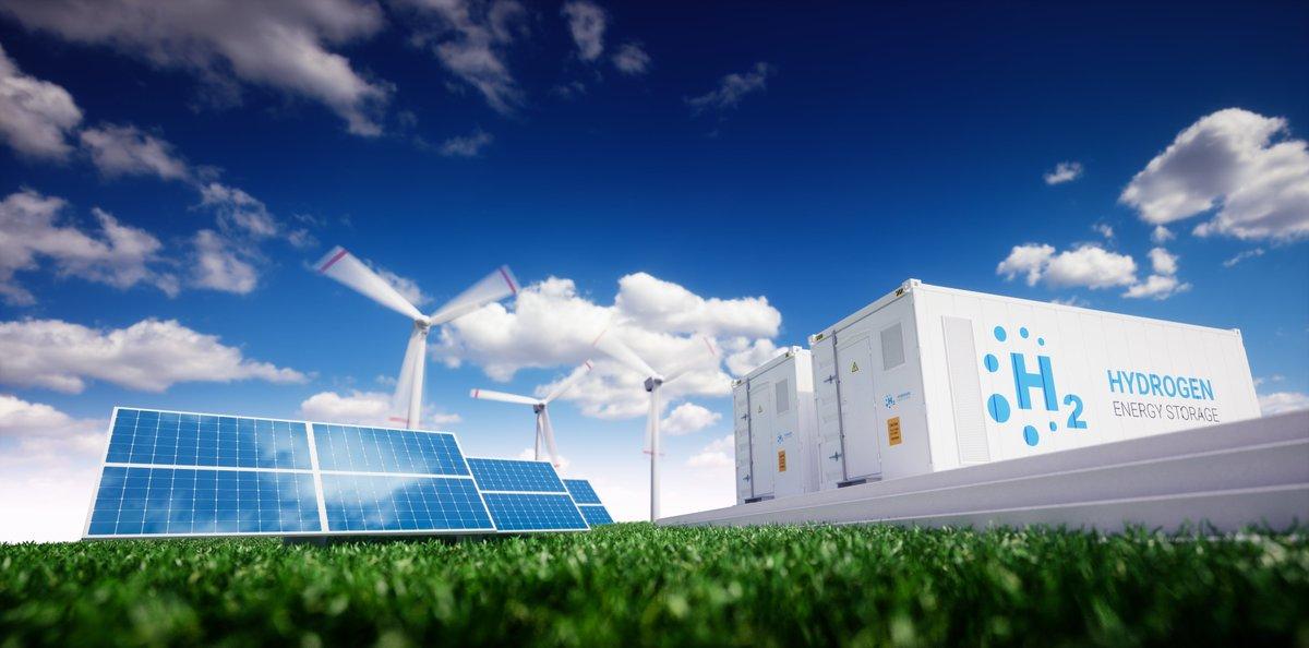 """L' #Électrification est un élément clé de performance, de fiabilité et de création de valeur d'une installation de production d' #hydrogène par #électrolyse. Découvrez notre livre blanc """"Écrire le futur de l'hydrogène bas carbone"""" 👉 https://t.co/HKJyU9bMHP https://t.co/4YsGysDf9o"""