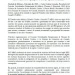 """Image for the Tweet beginning: #Comunicado - """"El T-MEC está"""
