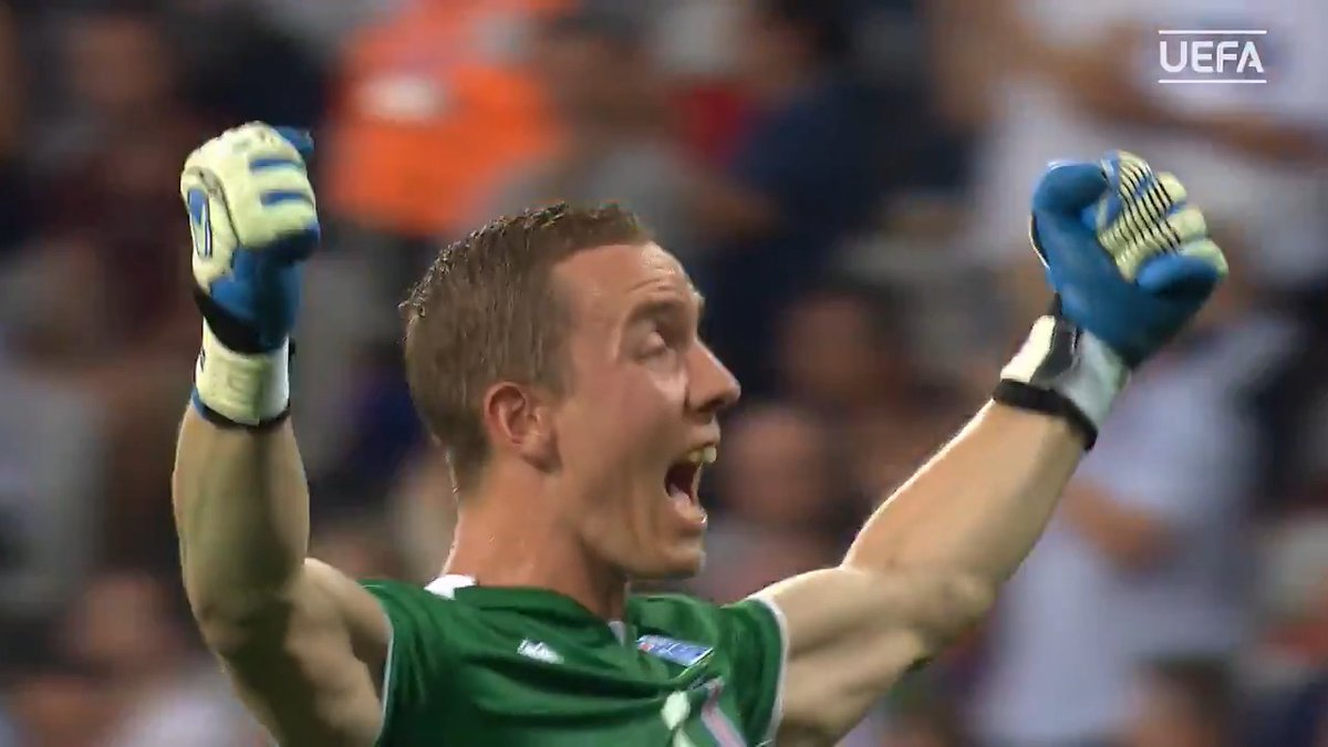 Image for the Tweet beginning: 😱 Most memorable EURO result?