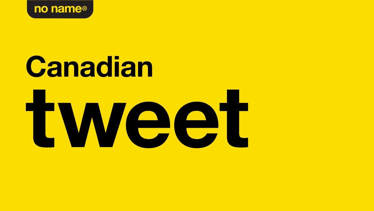 Happy Canada Day @NoNameBrands