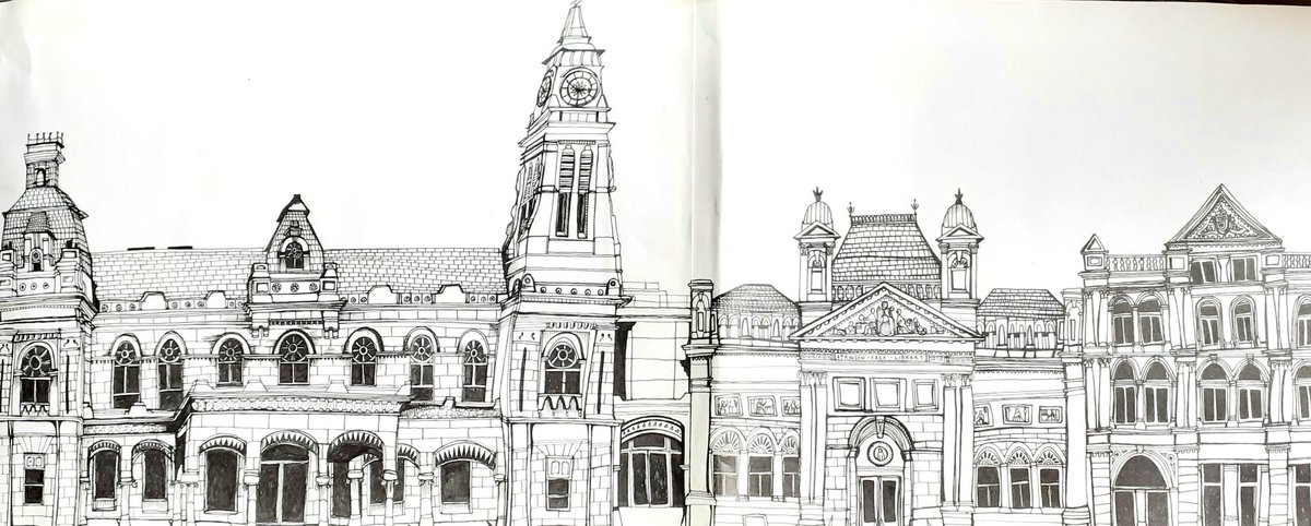 The Originals Southport Lord st. The Atkinson #illustration #architecture #southportpic.twitter.com/MJ1zEA5EQG