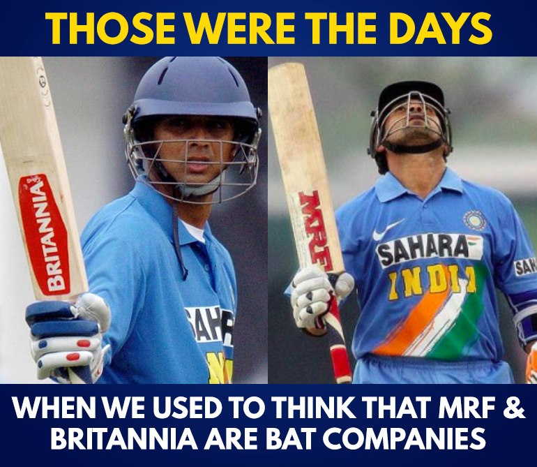 वोभी क्या दिन थे...  #Cricket #SportsMirror https://t.co/bniRF0rwuh