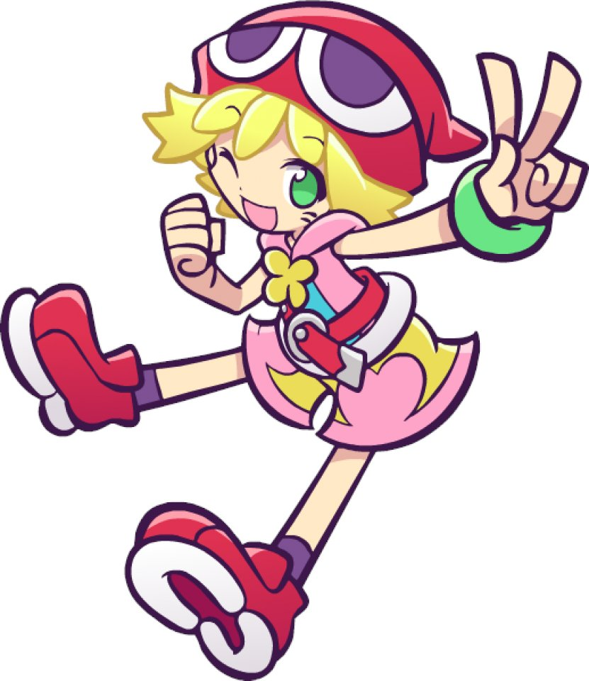 Guys, imagine this...  Amitie in Parappa's clothes <br>http://pic.twitter.com/Q8wa7ksjqr