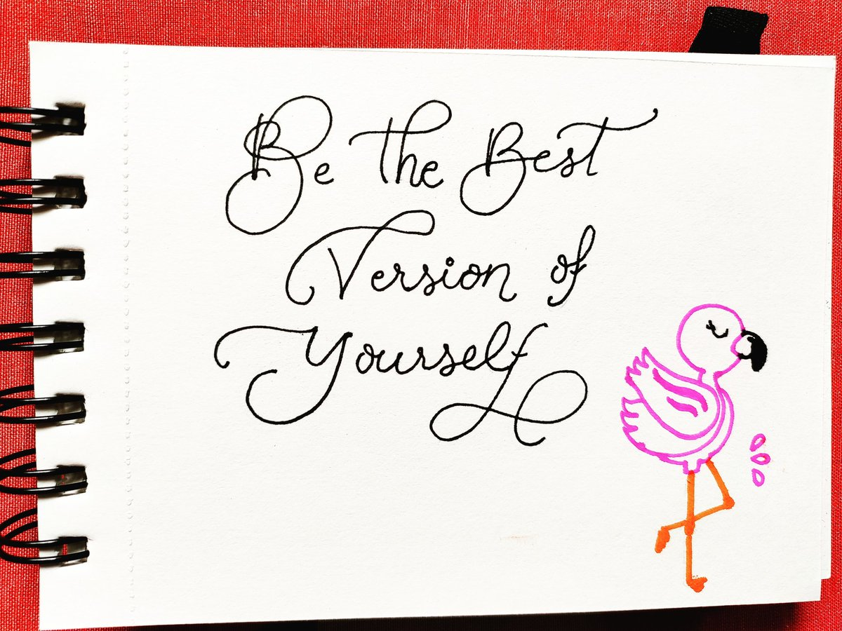 #Bethebestversionofyourself#bethebestyou#youareyourowncompetition#dailydoodles#doodlesketch#doodlemagic#flamingodoodle#flamingos#doodleinspirations#inspireddoodles#motivationalquotes#motivationalwritings#weekdaymotivations#handsketch#handdrawings#handwriting#artist#illustrations# pic.twitter.com/UsZJ6pfweA