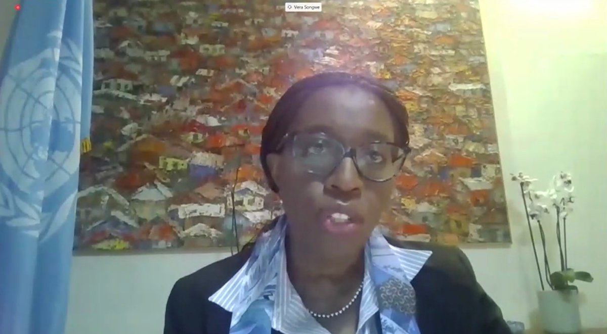Rebirthing the Global Economy Women Economists Roundtable: @SongweVera @ECA_OFFICIAL Challenged the safety net approach We need an economy that builds real value as opposed to paper value. What can we produce? How do we directly trade? bit.ly/31uHgjE #Fin4Dev