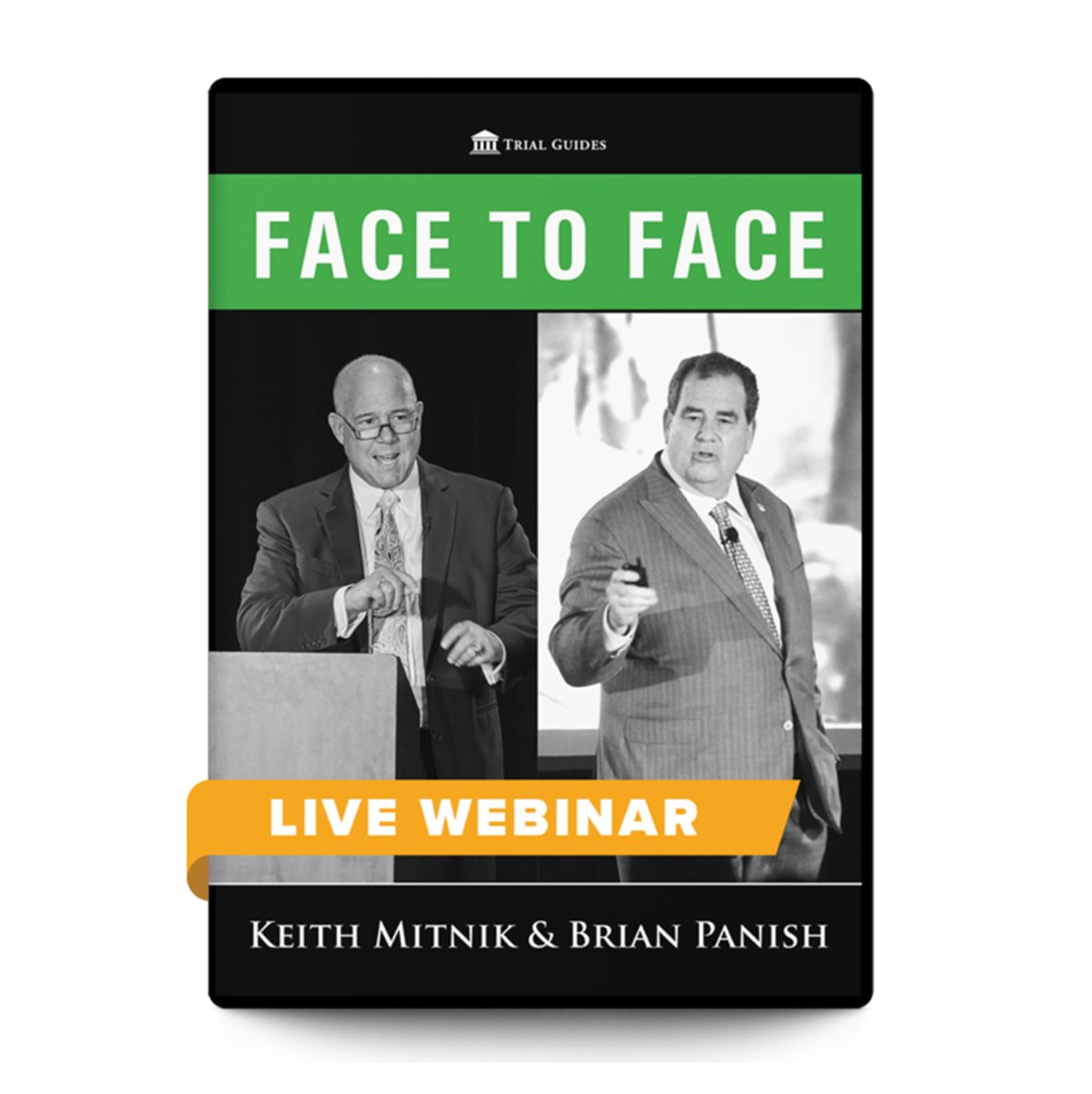 FREE Webinar!⠀ ⠀ FACE to FACE: Keith Mitnik & Brian Panish ⠀  July 10, 2020 ♦ 12:30 PM ET  9:30 AM PT⠀ ⠀ Register and learn more here: https://t.co/vK1Qtu5fYu https://t.co/Qd4VULmjDs