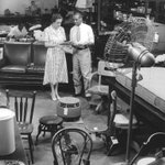 In 1952, GSA Purchasing Officer, Bertha Heiser, and Chief of Samples Section, Ulysses Banks, selected items for potential procurement in a GSA store room with thousands of items, from mattresses to medicine.   Check out the modern ways to buy from GSA at https://t.co/ee1TIHaVK1.
