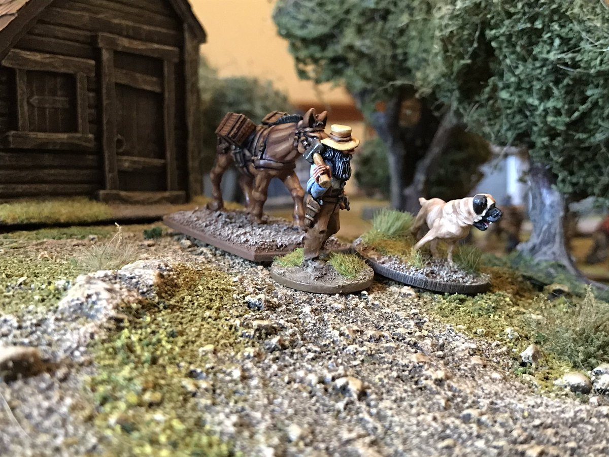 """Lardy Nick @Dozibugger rocking the lockdown beard heads off prospecting.  """"There's Lard in them there hills"""" #spreadthelard<br>http://pic.twitter.com/kLFCHdFZLo"""