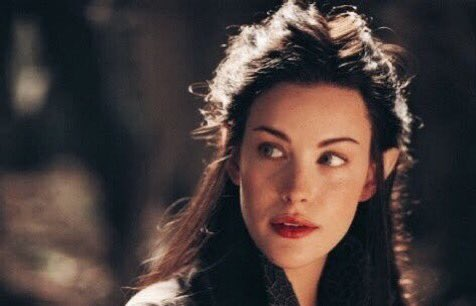 It is mine to give to whom I will, like my heart. HAPPY BIRTHDAY LIV TYLER  >