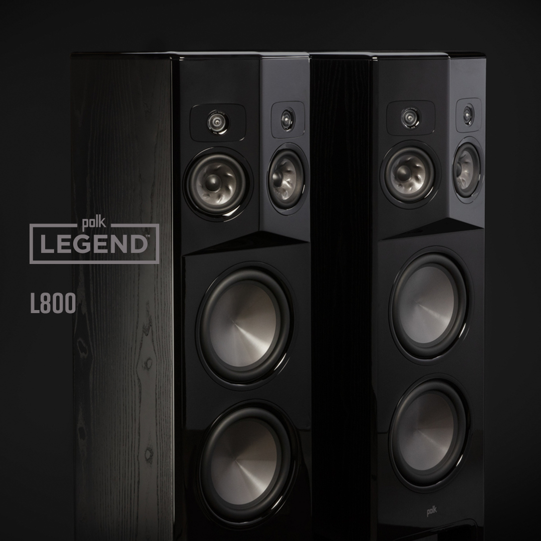 The best speakers Polk has ever made are now available for purchase on https://t.co/L7MqtEgvou  Get striking detail, and effortless dynamics. Shop Now: https://t.co/FocsRAZB7R https://t.co/k7pXy3EoqK