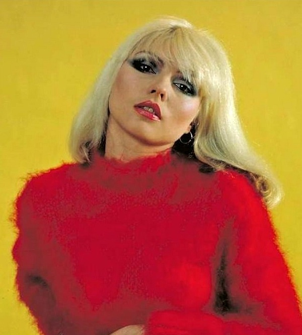 Happy Birthday, Deborah Harry  !!!