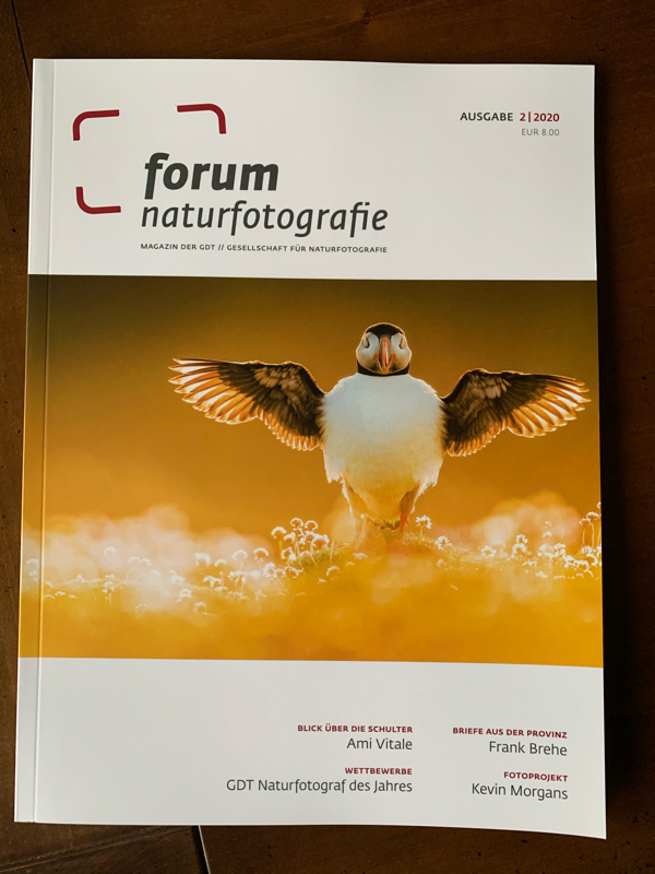 I just discovered your article in forum naturfotografie, @KevMorgans! Enjoyed the read and the gorgeous images very much. I instantly recognized the image on the cover too 😃 . A truely unique style 👍