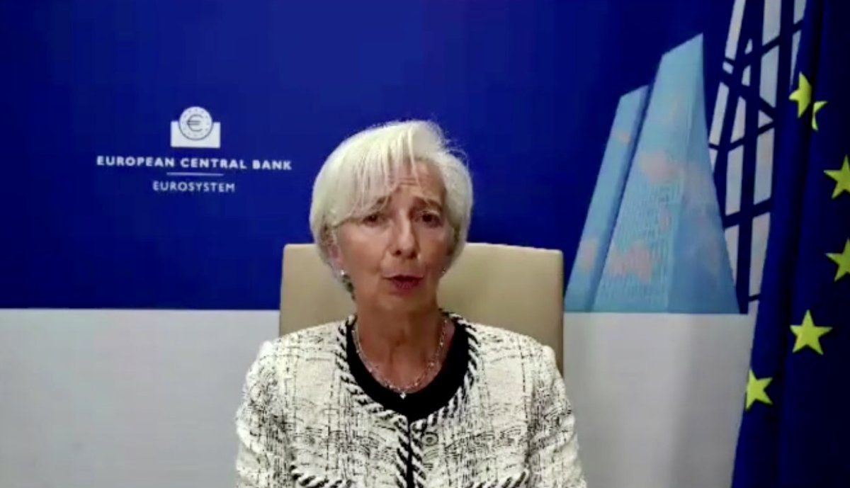 Rebirthing the Global Economy Women Economists Roundtable: @Lagarde @ecb This moment is so critical. It is as bleak as it can be transformational. We need rational intelligence & emotional intelligence to outsmart this pandemic for the people we serve. #Fin4Dev #RiseForAll