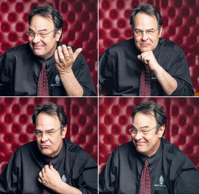 Happy birthday to Canadian actor, producer, comedian, musician, and filmmaker Dan Aykroyd, born July 1, 1952.