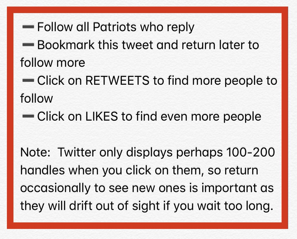 JOIN THE PARLER TRAIN!  If you are on Parler: ➖Follow @Dbargen  ➖RT this Post without comment ➖REPLY with your Parler clickable handle  ➖For best results, use the clickable link: https://t.co/A36QcfZkZN  Yours will be: https://t.co/jo6vVPZ51q + clickable handle without @ https://t.co/Re1NWKNIRs