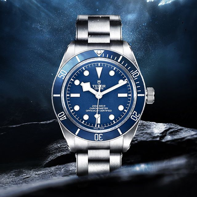 """NOW AVAILABLE AT FRASER HART  TUDOR Black Bay Fifty-Eight """"Navy Blue"""". #BB58 #BorntoDare #OfficialRetailer #FraserHart  View the #TudorWatch collection at Fraser Hart https://t.co/tc70zTQftx https://t.co/igljEF4otM"""