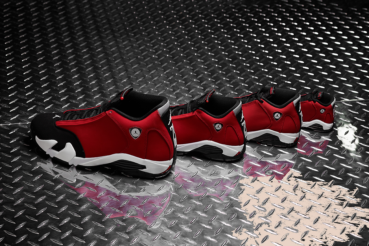 Air Jordan 14 Retro 'Gym Red
