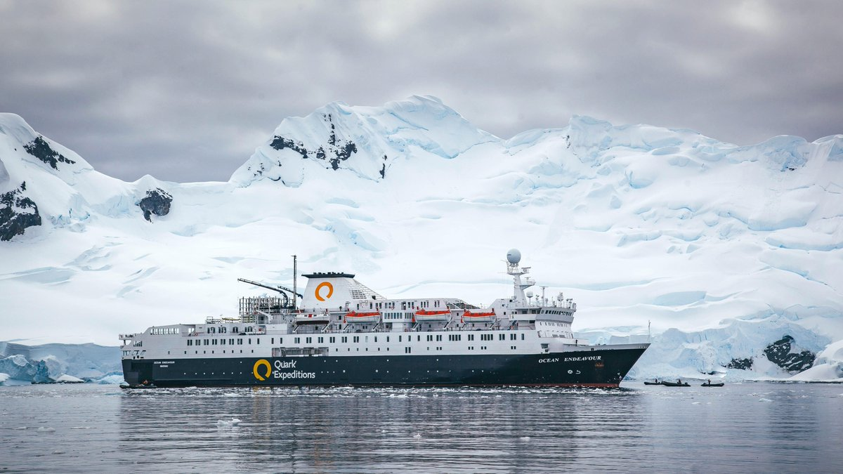 Want to learn more about the Polar Regions? Cruise Critic is hosting Quark Expeditions for a special Q&A on July 13. Submit your questions here: https://t.co/YvrOZmSvhv https://t.co/POg3vMh7TG