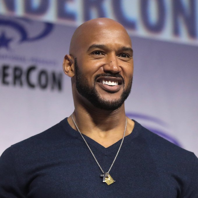 HAPPY BIRTHDAY HENRY SIMMONS            OUR KINGGG