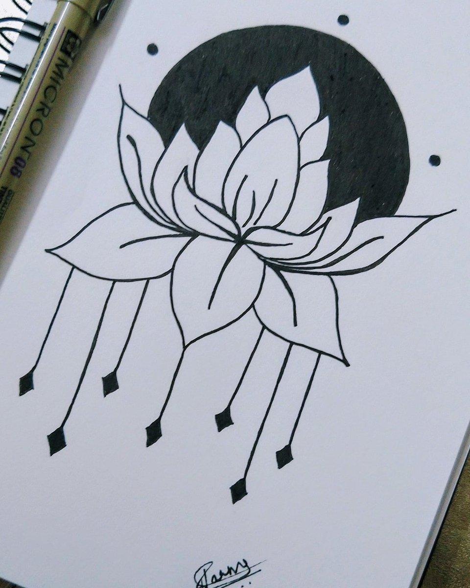 Lotus.  #lotus #petals #flowerstagram  #flowers #nationalflowerofindia#artistsofig  #artistsoninstagram  #micronpen  #micronsakurapens  #micronart  #artistsontwitterpic.twitter.com/BempnqSCdH