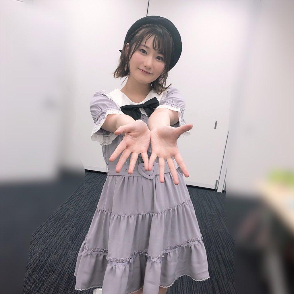 """土屋 李央 on Twitter: """"岡咲美保をどうぞ。可愛いです。… """""""