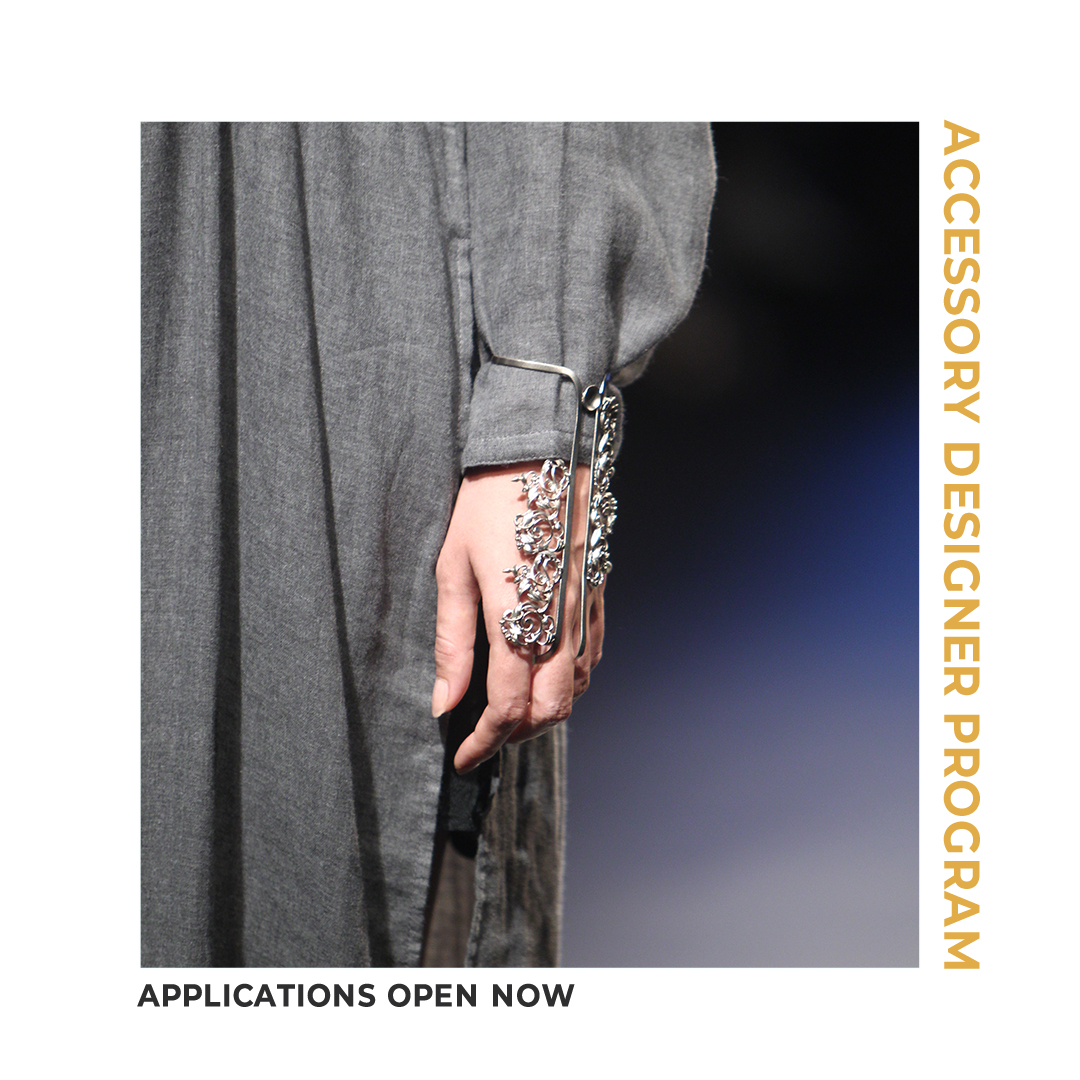 The #AccessoryDesignerProgram is an ideal platform for all aspiring accessory designers to showcase their talents.  Apply for the program here - https://t.co/ZPVgS73XD7  #LFW #LFW2020 #LakmeFashionWeek #5DaysOfFashion https://t.co/1IfUwLelS9