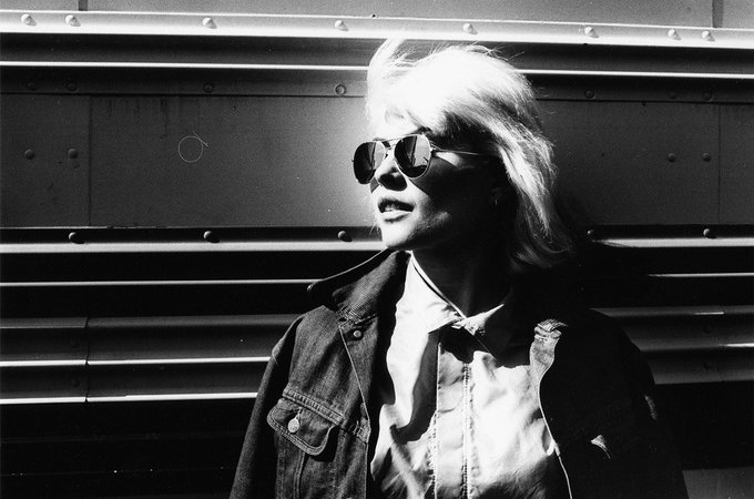 Happy birthday to the icon that is Debbie Harry. 75 today, and still rocking