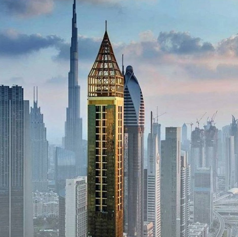 The Gevora Hotel - Officially the tallest hotel in the world... Who's coming with us for a visit? https://t.co/poAMsmGJwz #elevateyourlifestyle https://t.co/MlHd7h4T6B