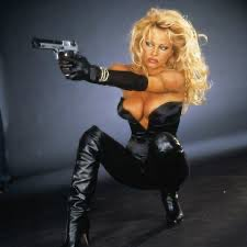 Happy Birthday to Pamela Anderson. I have to admit, I enjoyed Barb Wire and her other action movies.