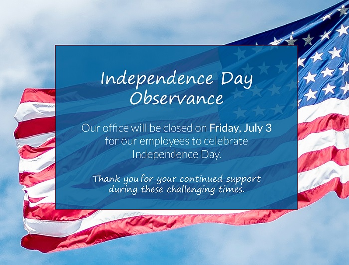 ALPCO will be closed Friday, July 3 in observance of Independence Day.  We will reopen on Monday, July 6 at 8am EST.  We wish you a wonderful holiday weekend, and thank you for your continued support during these challenging times. https://t.co/pY8U9C3kq5