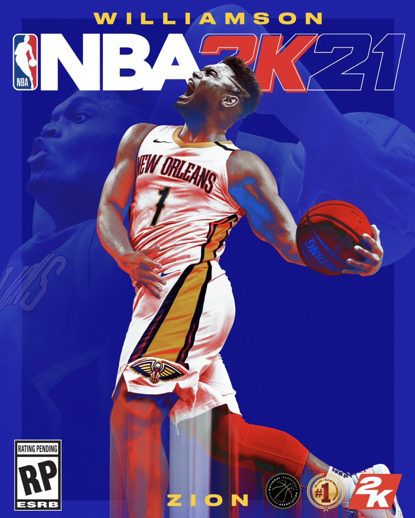 💪 @ZionWilliamson is the Cover Athlete for Next Gen #NBA2K21 https://t.co/wdfkbz0RES