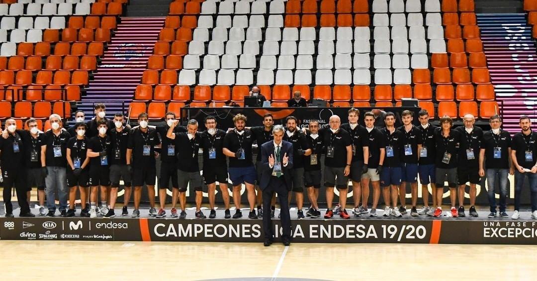 Anoche acabó la fase final de la @ACBCOM y queremos felicitar al @valenciabasket por su participación y a todo su equipazo de profesionales que, junto con la Liga Endesa, han sido capaces de llevar a cabo una fase final excepcional. ¡Enhorabuena! 🙌 https://t.co/sxEIKeROp9