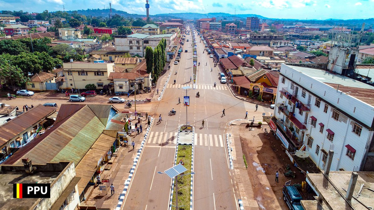 Congratulations to the people of #Jinja, #Arua, #Gulu, #Masaka, #FortPortal, #Mbarara & #Mbale, whose towns today became cities. This is an acknowledgement of the growth these towns have experienced but importantly a move to ensure more services are brought closer to the people.
