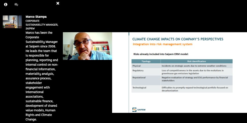 How does #climatechange impact companies perspectives? Join the webinar hosted by @LSEplc to learn more: lsegissuerservices.com/spark/towards-… #ClimateRisk #Reporting