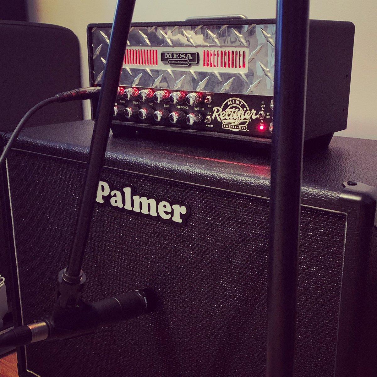 New weapon @MesaBoogie Something's coming with @Permanente_off #music #rock #mesaboogie #recording #record #recordingstudio #amplifier #headamp #preparation #studio #album #musique #sound #sonpic.twitter.com/kX9OVapNSW