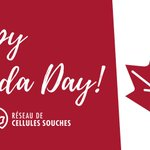 Image for the Tweet beginning: Happy #CanadaDay! Bonne #FêteduCanada!