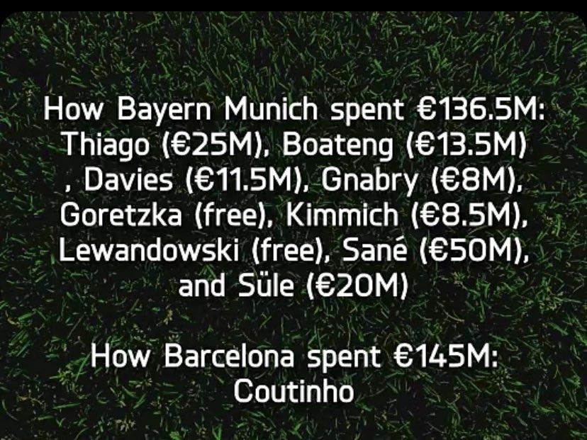 Money well spent  #Barcelona pic.twitter.com/WYZno14I7g