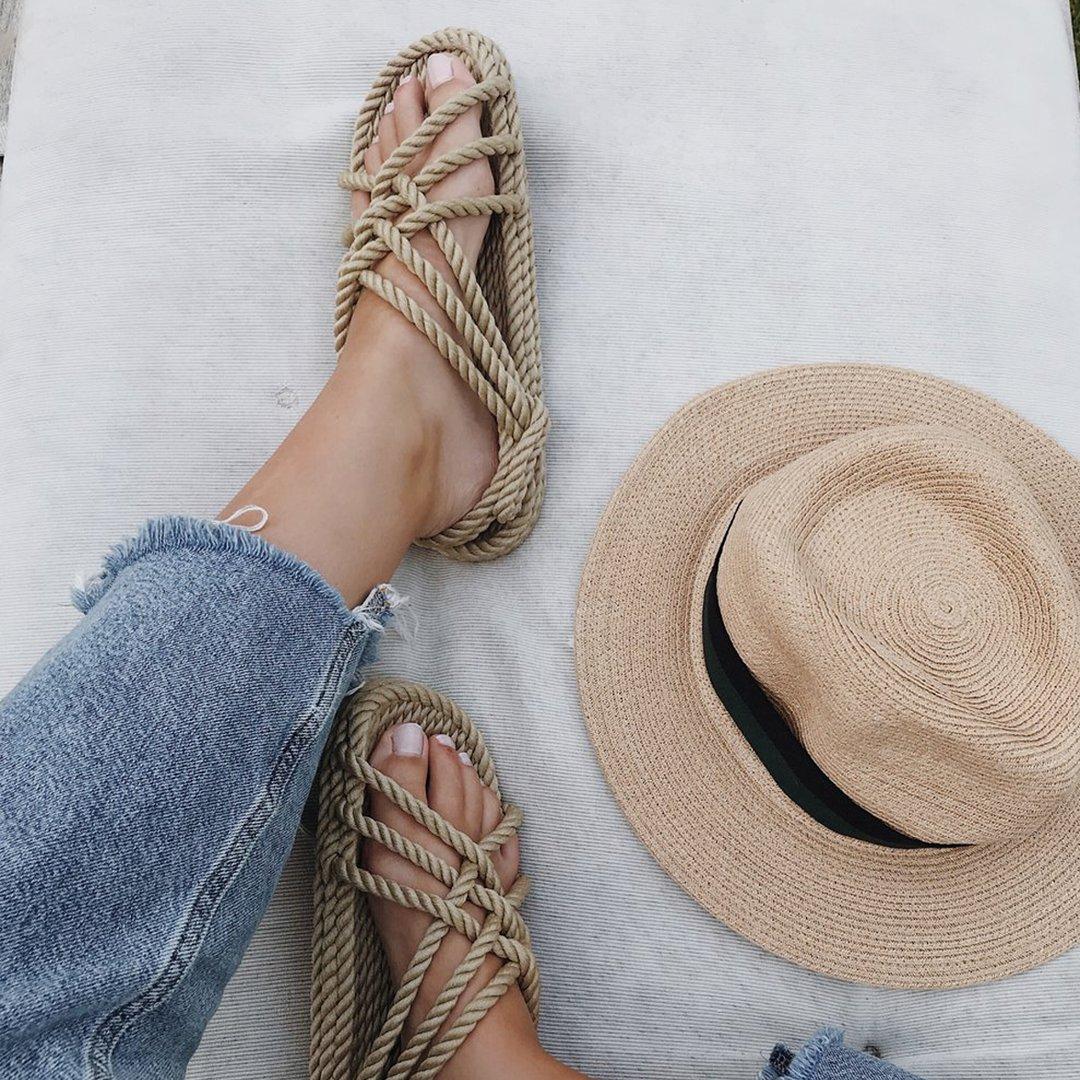 Nomadic State of Mind Lidyana'da! Birbirinden farklı ve konforlu hasır sandaletleri keşfedin! #lidyanamood #nomadicstateofmind https://t.co/oc5pKZCNuX https://t.co/76Jucb5jH2